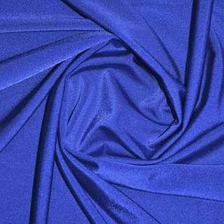 Лайкра синяя (электрик) люминесцентная ш.160 оптом