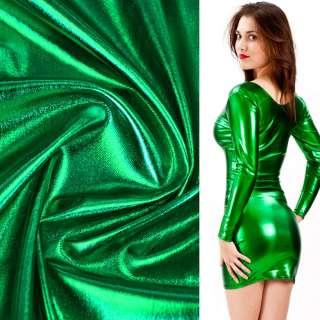 Лайкра металик зеленая ш.155 оптом