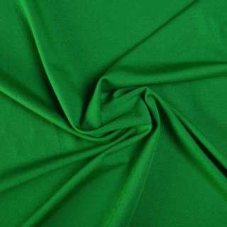 Микролайкра зеленая изумрудная ш.165 оптом