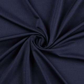 Мікролайкра темно-синя ш.162 оптом