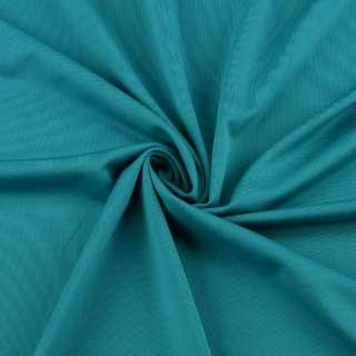 Мікролайкра синьо-зелена ш.164 оптом