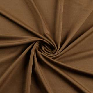 Микролайкра коричневая ш.165 оптом