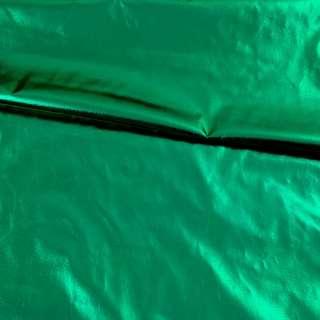 Лаке металік не стрейчеве зелене, ш.150 оптом