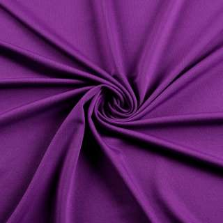 Лайкра тонкая фиолетовая, ш.160 оптом