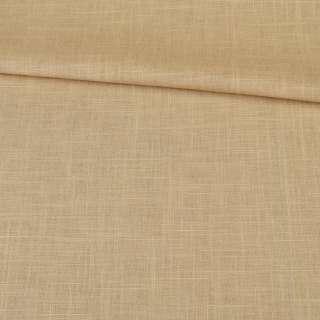 лен-коттон горчичный со штрихами ш.135 оптом