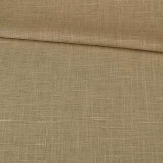 лен-коттон т/оливковый со штрихами ш.140 оптом