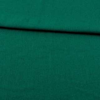 Лен зеленый изумрудный, ш.140 оптом
