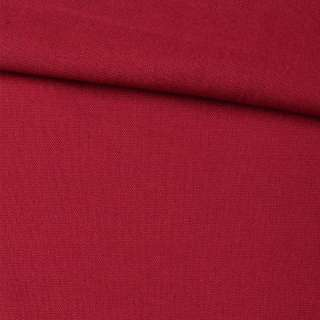 Лен красный однотонный, ш.145 оптом