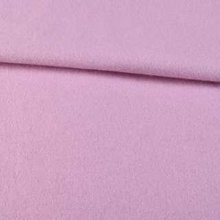 Лоден-мохер рожево-бузковий, ш.155 оптом