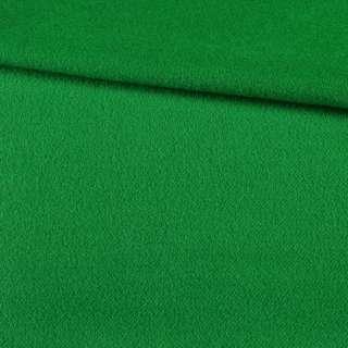 Альпака шерстяная зеленая, ш.155 оптом