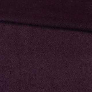 Альпака шерстяная баклажан, ш.150 оптом