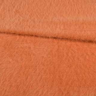 Ангора длинноворсная терракотово-оранжевая ш.150 оптом