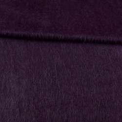 Ангора длинноворсная фиолетовая ш.158