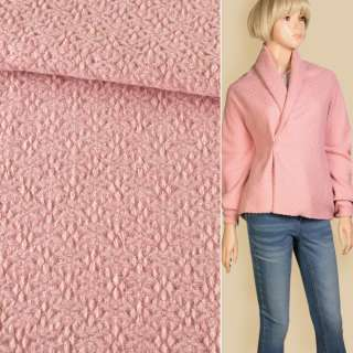 Букле розовое, ш.150 оптом