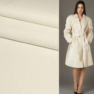 Ткань пальтовая 2-ст. белая ш.150 оптом