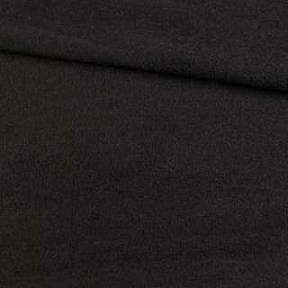 Кашемір пальтовий чорний, ш.145 оптом