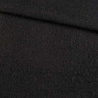 Кашемір пальтовий чорний, ш.148 оптом