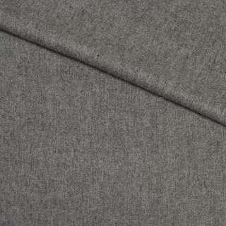 Кашемір пальтовий сірий, ш.140 оптом