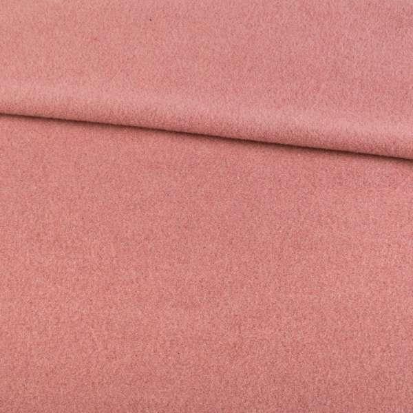 Кашемир пальтовый* розовый с бежевым оттенком, ш.150 оптом