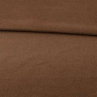 Кашемир пальтовый бежево-коричневый ш.150 оптом