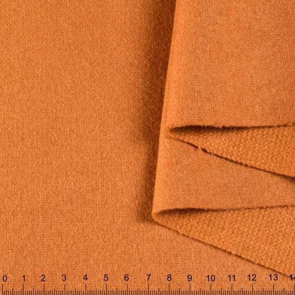 Лоден двухсторонний оранжевый (тыквенный) ш.160 оптом