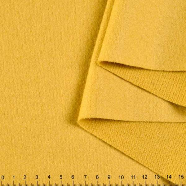 Лоден двухсторонний желтый (золотой) ш.155 оптом