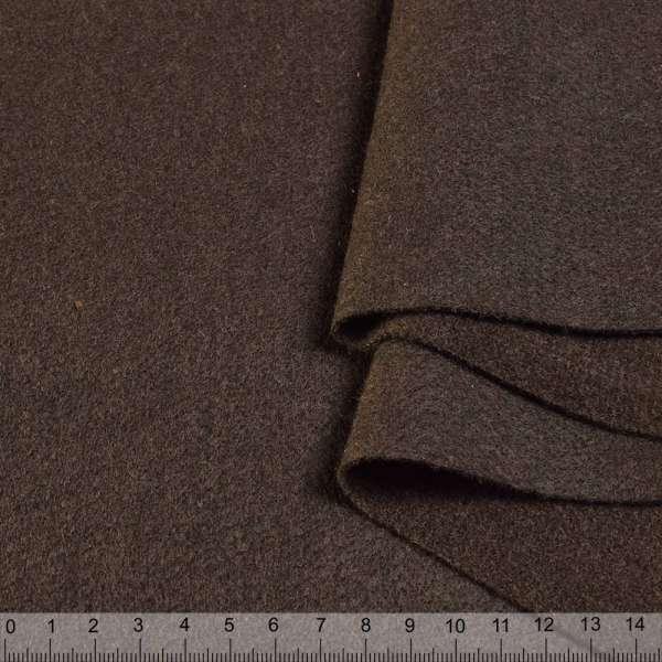 Лоден двухсторонний коричневый ш.150 оптом