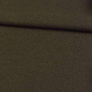 Трикотаж пальтовый оливковый темный, ш.150 оптом