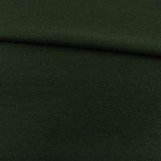 Лоден пальтовий зелений темний, ш.155 оптом