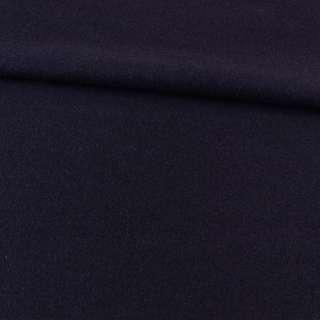 Лоден пальтовий синій темний, ш.155 оптом