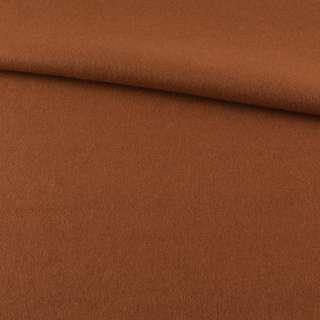 Лоден пальтовий коричневий світлий, ш.155 оптом