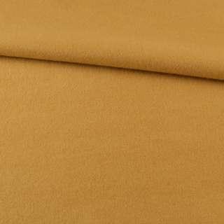Лоден пальтовий гірчичний, ш.152 оптом