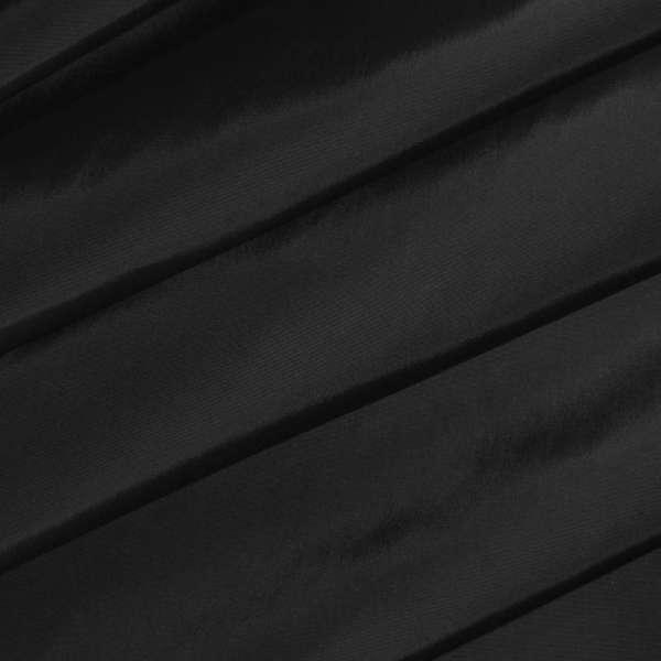 ткань плащевая черная ш.150 оптом