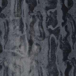плащевка  черная  с  абс.  рис. оптом