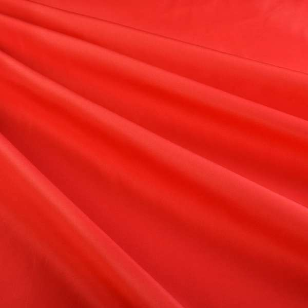 Бондинг (плащевка на трикотажной основе) красный ш.148 оптом