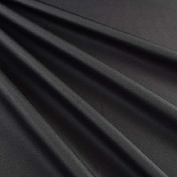 Бондинг (плащевка на трикотажной основе) серый (графит) ш.149 оптом