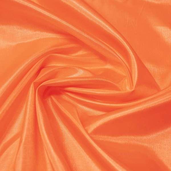 Ацетатный шелк темно-оранжевый ш.150 оптом