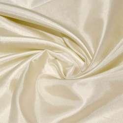Шелк ацетатный молочно-кремовый ш.150 оптом