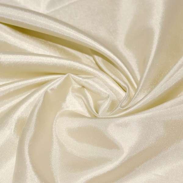 Ацетатный шелк молочно-кремовый ш.150 оптом