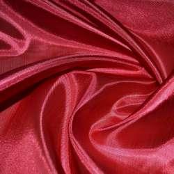 Шелк ацетатный красный темный ш.150