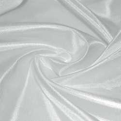 Шелк ацетатный молочно-серый ш.150