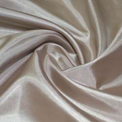 Шелк ацетатный песочно-коричневый ш.150 оптом