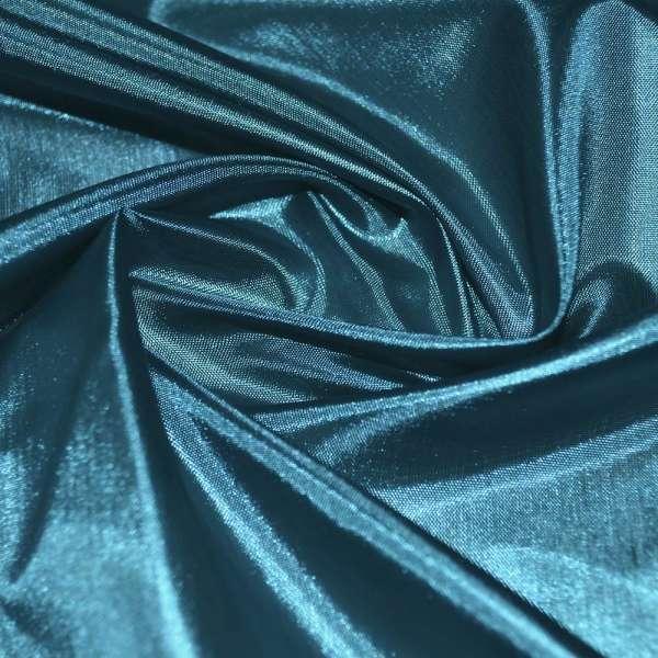 Ацетатный шелк сине-зеленый ш.150 оптом