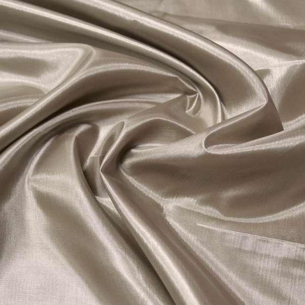 Ацетатный шелк темно-песочный ш.150 оптом