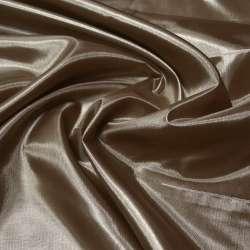 Шелк ацетатный коричневый светлый ш.150 оптом