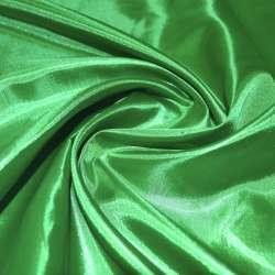 Шелк ацетатный ярко-зеленый ш.150