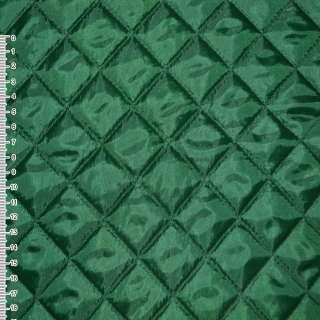 стеганая подкладка зеленая (синтепон 100) ш.150 оптом