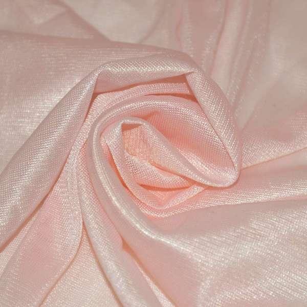 подкладка трикотажная персиковая, ш.150 см. оптом