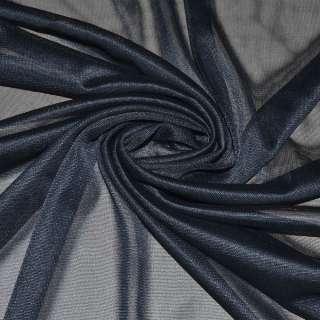подкладка трикотажная темно-синяя ш.160 оптом