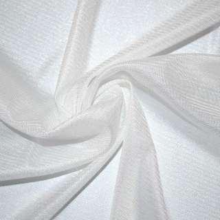 Ткань подкладочная трикотажная белая ш.150 оптом
